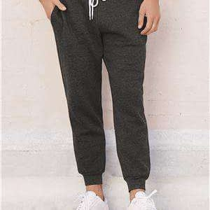Bella + Canvas Unisex Drawcord Jogger Sweatpants - 3727