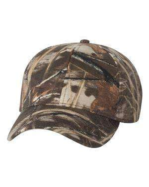 Kati Structured Licensed Camouflage Cap - LC15V
