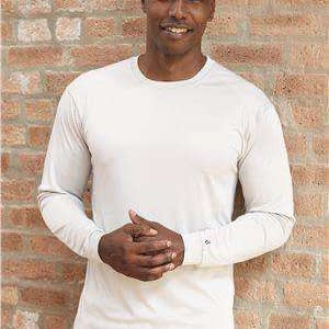 Badger Sport Men's SoftLock™ Long Sleeve T-Shirt - 4004