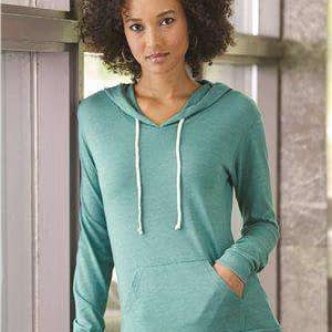 Alternative Women's Eco-Jersey® Hoodie Sweatshirt - 1928