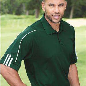 Adidas Men's Climalite Wicking Polo Shirt - A76