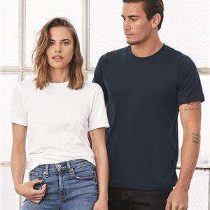 Bella + Canvas Unisex USA-Made Jersey T-Shirt - 3001USA