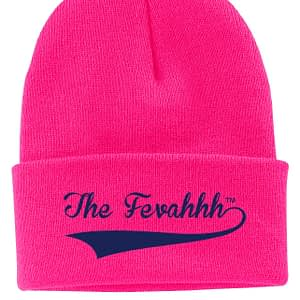 The Fevahhh Neon Knit Hat