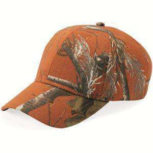 Kati Structured Camouflage Cap - SN200