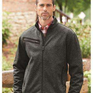 Dri Duck Men's Atlas Sweater Microfleece Jacket - 5316