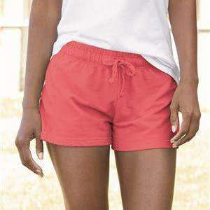 Comfort Colors Women's Ringspun Flatcord Shorts - 1537L