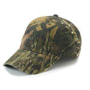 Outdoor Cap Garment-Washed Camouflage Cap - CGW115