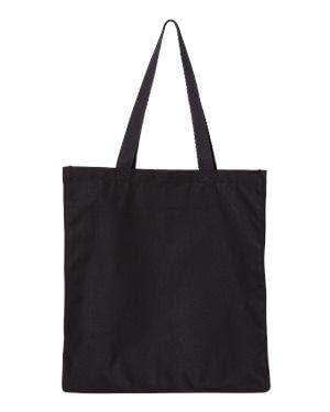 OAD Promotional Gusseted Canvas Tote Bag - OAD100