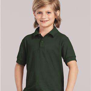 Gildan Youth DryBlend® Double Pique Polo Shirt - 72800B