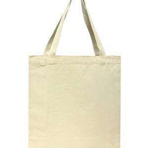 Liberty Bags Isabella Gusseted Canvas Tote Bag - 8503