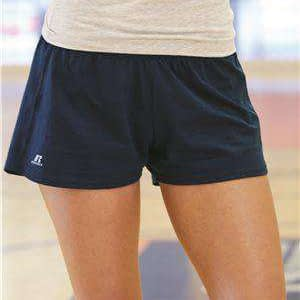 Russell Athletic Women's Dri-Power® Sunblock Shorts - 64BTTX