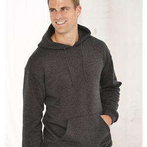 Bayside Men's USA-Made Pocket Hoodie Sweatshirt - 960