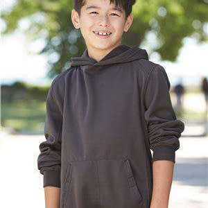 Badger Sport Youth Wicking Hoodie Sweatshirt - 2454