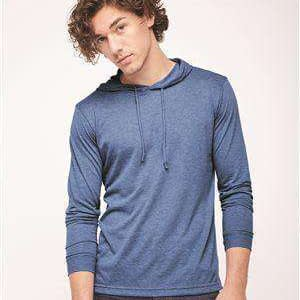 American Apparel Unisex Long Sleeve Hoodie T-Shirt - RSATR436W