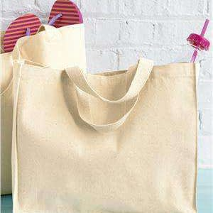 Liberty Bags Katelyn Gusseted Canvas Tote Bag - 8501