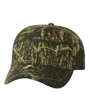 Outdoor Cap Mid-Profile Camouflage Cap - 301IS