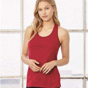 Bella + Canvas Women's Racerback Tank Top - 6008