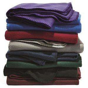 Alpine Fleece Value Throw Blanket - 8711
