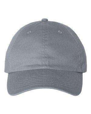 Valucap Unstructured Brushed Twill Cap - VC200