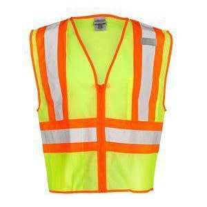 ML Kishigo Men's Ultra-Cool™ Contrast Safety Vest - 1056