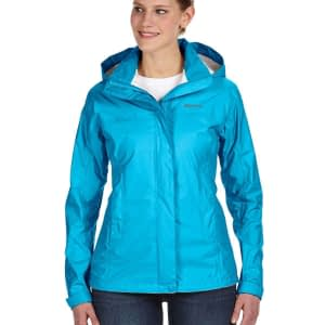 Marmot Women's PreCip® Ripstop Hooded Jacket - 46200