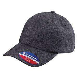 Champion Jersey Knit Dad Cap - CS4001