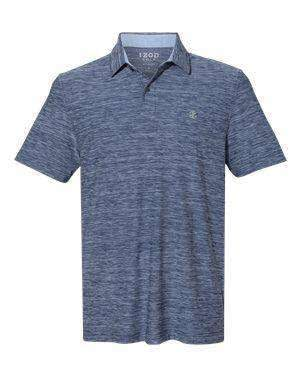IZOD Men's Space-Dyed Polo Shirt - 13GG002