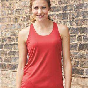 Badger Sport Women's B-Core Racerback Tank Top - 4166