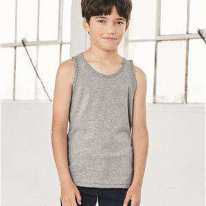 Bella + Canvas Youth Jersey Tank Top - 3480Y