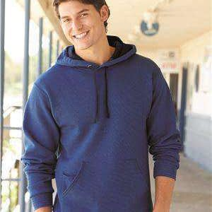 Fruit of the Loom Men's Pouch Hoodie Sweatshirt - SF77R
