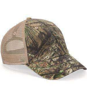 Kati Unstructured Trucker Camouflage Cap - LC101V