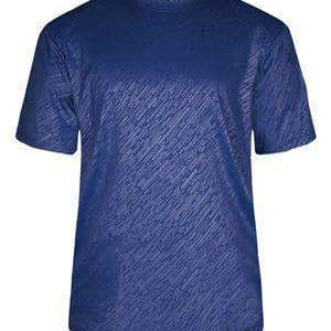 Badger Sport Men's Line Embossed T-Shirt - 4131