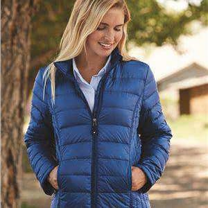 Weatherproof Women's Packable Full-Zip Down Jacket - 15600W
