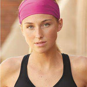 Badger Sport Wicking Wide Headband - 0301