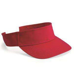 Champion Washed Twill Golf Visor - CS4002