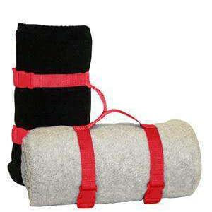 Alpine Fleece Nylon Handle Blanket Strap - 8820