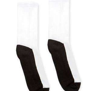 SOCCO USA-Made Sublimation Crew Socks - SUB100