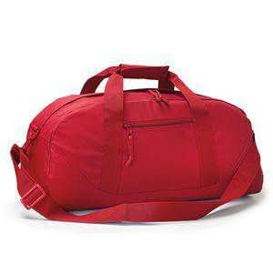 Liberty Bags Recycle Large Square Duffel Bag - 8806