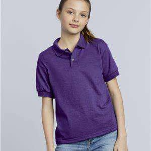 Gildan Youth DryBlend® Jersey Polo Shirt - 8800B