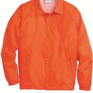 Augusta Sportswear Men's Nylon Coach's Jacket - 3100