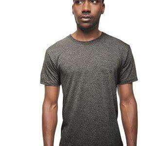 American Apparel Men's USA-Made Tri-Blend T-Shirt - TR401US