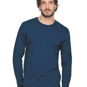 Next Level Men's Premium Long Sleeve Crew T-Shirt - 3601