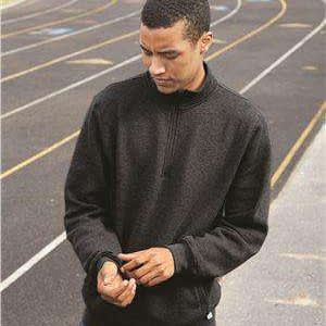 Russell Athletic Men's Cadet Collar Sweatshirt - 1Z4HBM