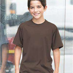 Badger Sport Youth B-Core Crew Neck T-Shirt - 2120