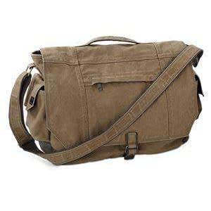 Dri Duck Adjustable Laptop Messenger Bag - 1036