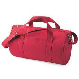 Liberty Bags Grant Canvas Duffel Bag - 3301