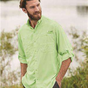 Columbia Men's Tamiami™ II Sunblock Fishing Shirt - 128606