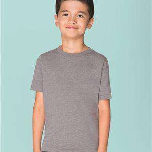 Next Level Youth Jersey Crew Neck T-Shirt - 3312