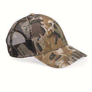 Outdoor Cap Structured Trucker Camouflage Cap - 415PC