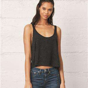 Bella + Canvas Women's Flowy Boxy Tank Top - 8880
